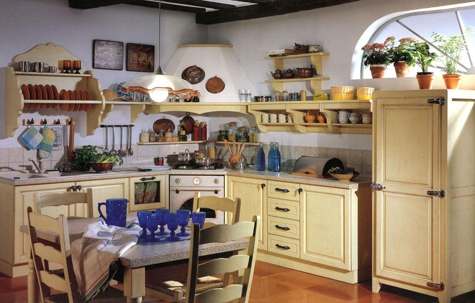 La cucina in stile provenzale ecco 15 bellissime proposte - Cucina country provenzale ...
