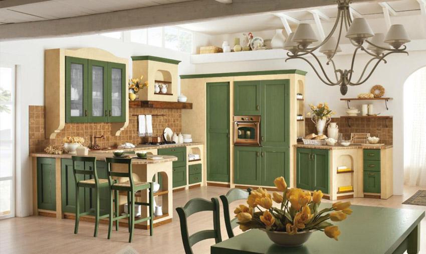 Ufficio Stile Provenzale : La cucina in stile provenzale ecco bellissime proposte a cui