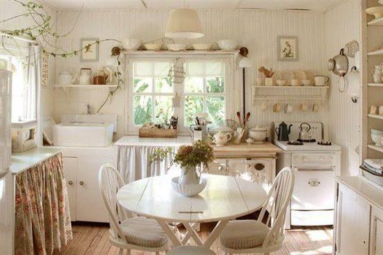 Cucina Shabby Chic: Ecco 15 idee per arredarla con gusto!