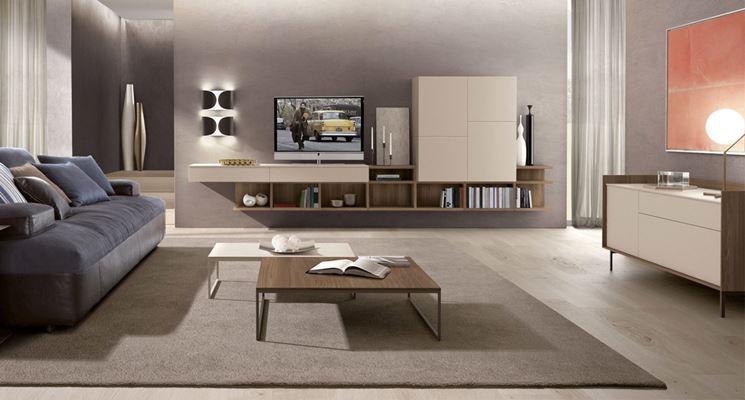 Soggiorno grigio e beige ecco come abbinarlo 15 esempi a for Colori per casa moderna