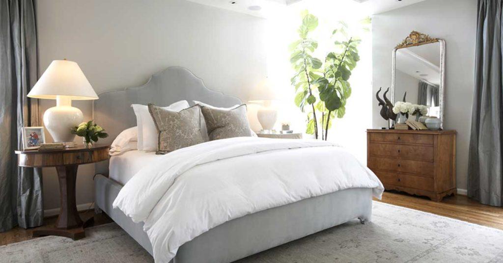 Camera da letto grigia e bianca: ecco 15 idee a cui ispirarsi...