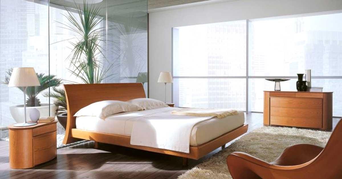 Camera da letto bianca e legno: ispiratevi con queste 15 ...