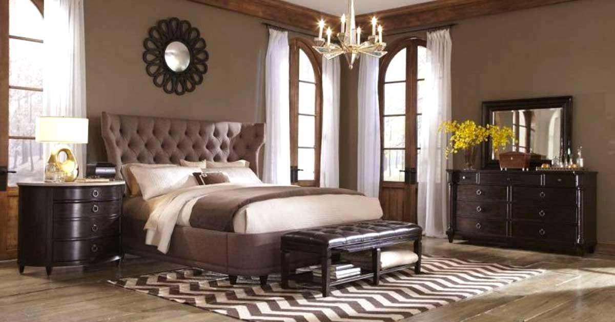 Arredamento Camera Da Letto Marrone : Camera da letto beige e marrone: 15 idee per abbinare bene questi 2