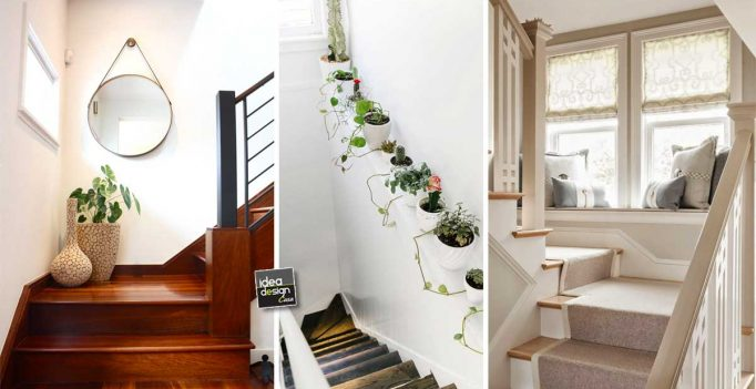 Decorate the stairs archives ideadesigncasa