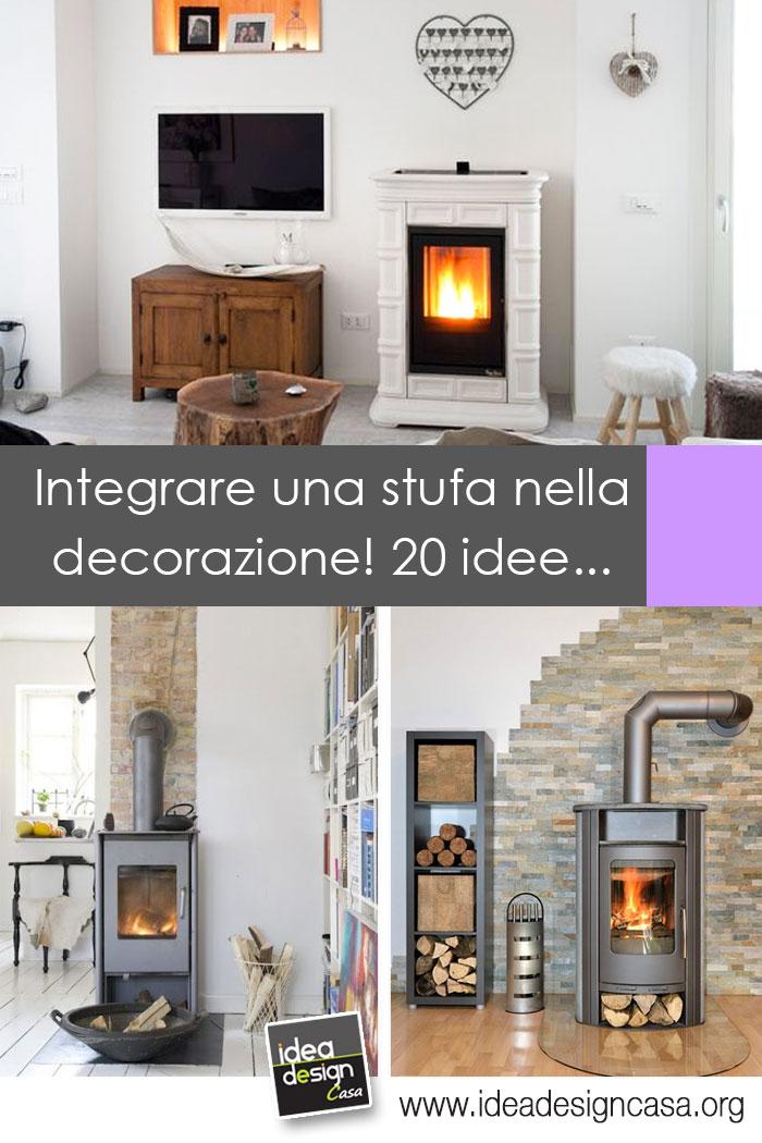 Integrare una stufa nella decorazione di casa 20 idee per - Blog decorazione casa ...