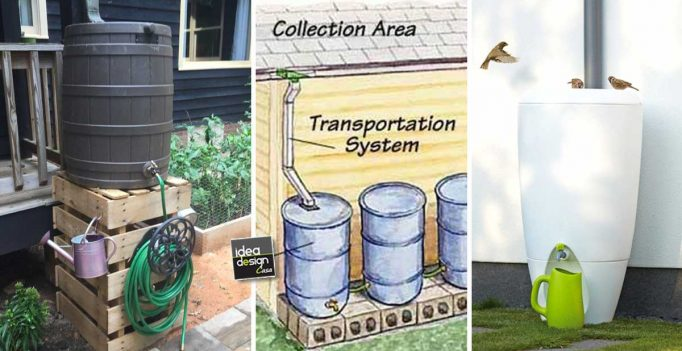 Recuperare acqua piovana ecco facili sistemi fai da te