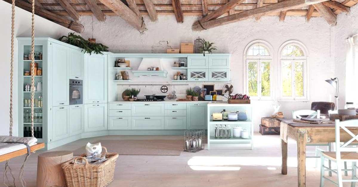 Cucine Stile Provenzale Lujo Arredamento Provenzale Chic ...