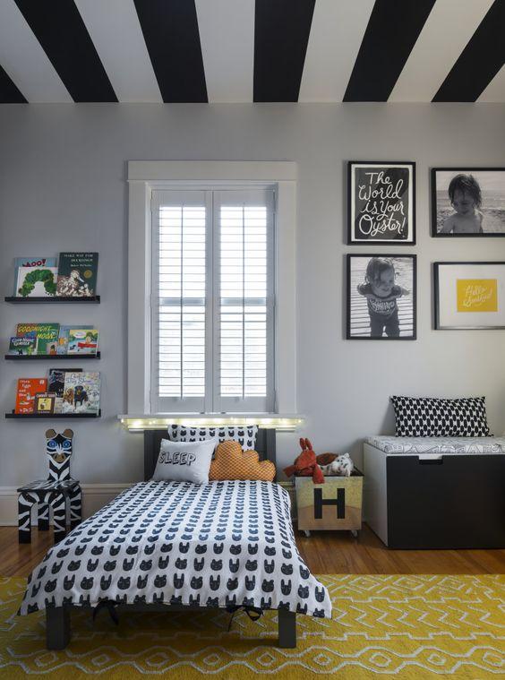 Colorare il soffitto ecco 20 idee per farvi un idea - Colorare casa idee ...