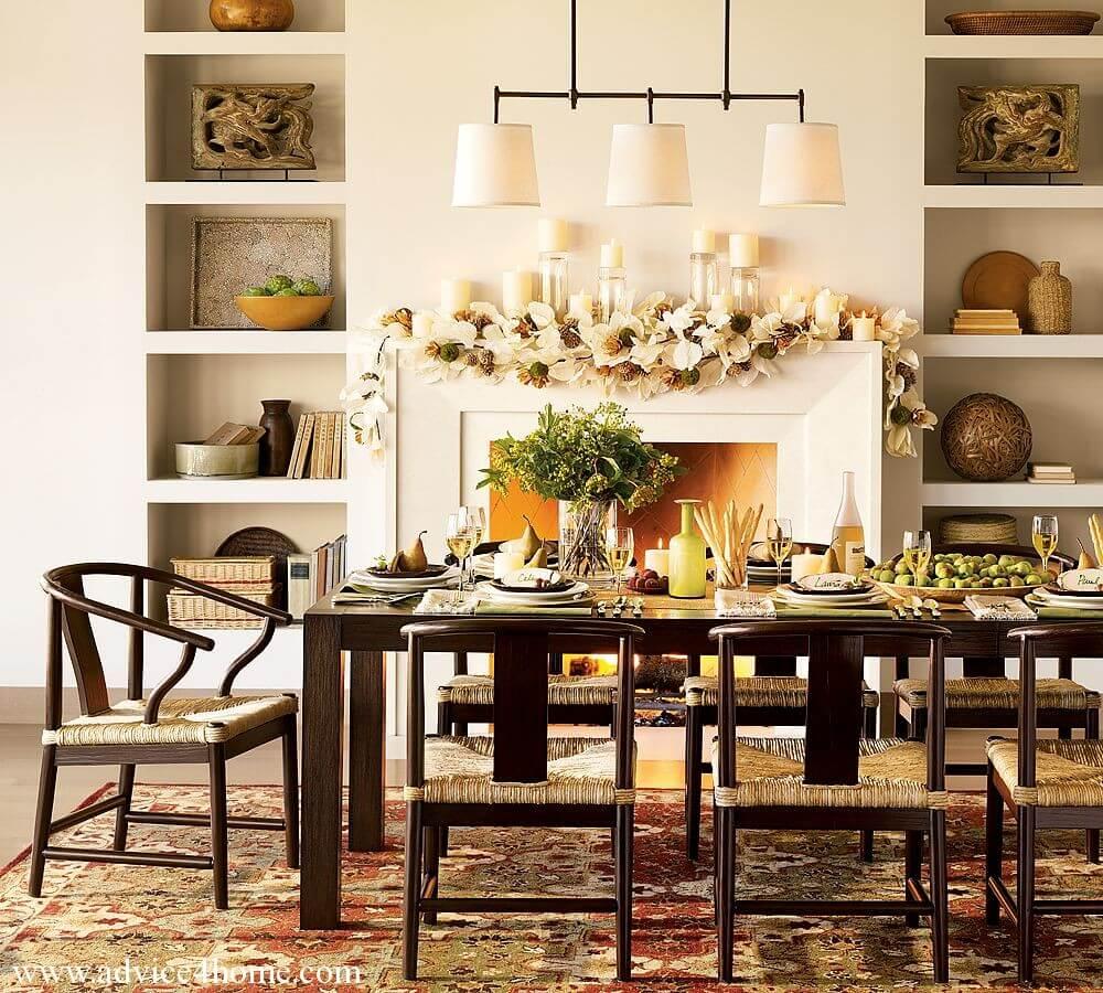 Sistemare la sala da pranzo con stile 20 idee per for Sala da pranzo stile provenzale