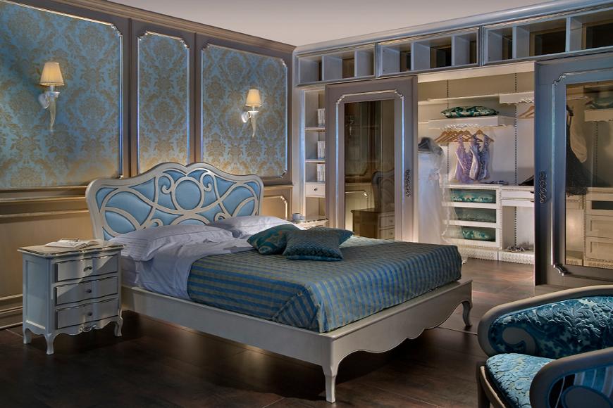 Organizzare la cabina armadio per ogni tipo di camera da letto: 15 ...