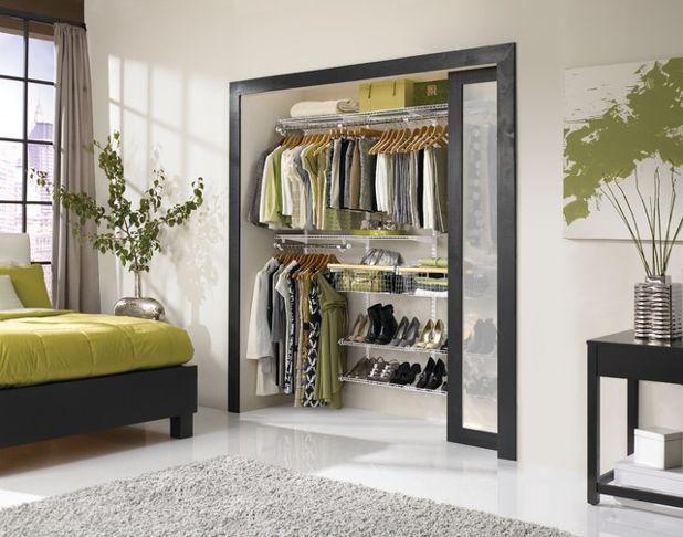 Organizzare la cabina armadio
