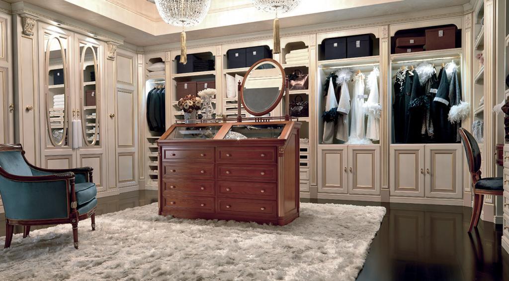 Organizzare la cabina armadio per ogni tipo di camera da - Accessori cabina armadio ...