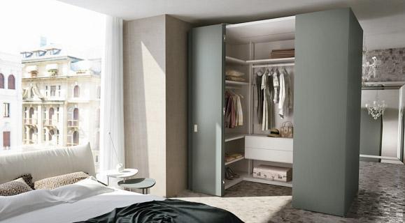 Cabina Armadio In Stanza Piccola : Organizzare la cabina armadio per ogni tipo di camera da letto