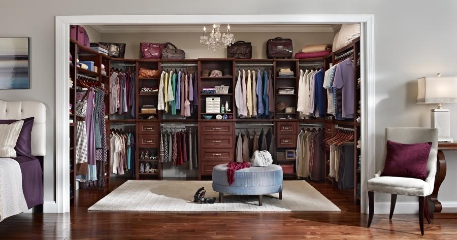 Accessori Per La Cabina Armadio : Organizzare la cabina armadio per ogni tipo di camera da letto: 15