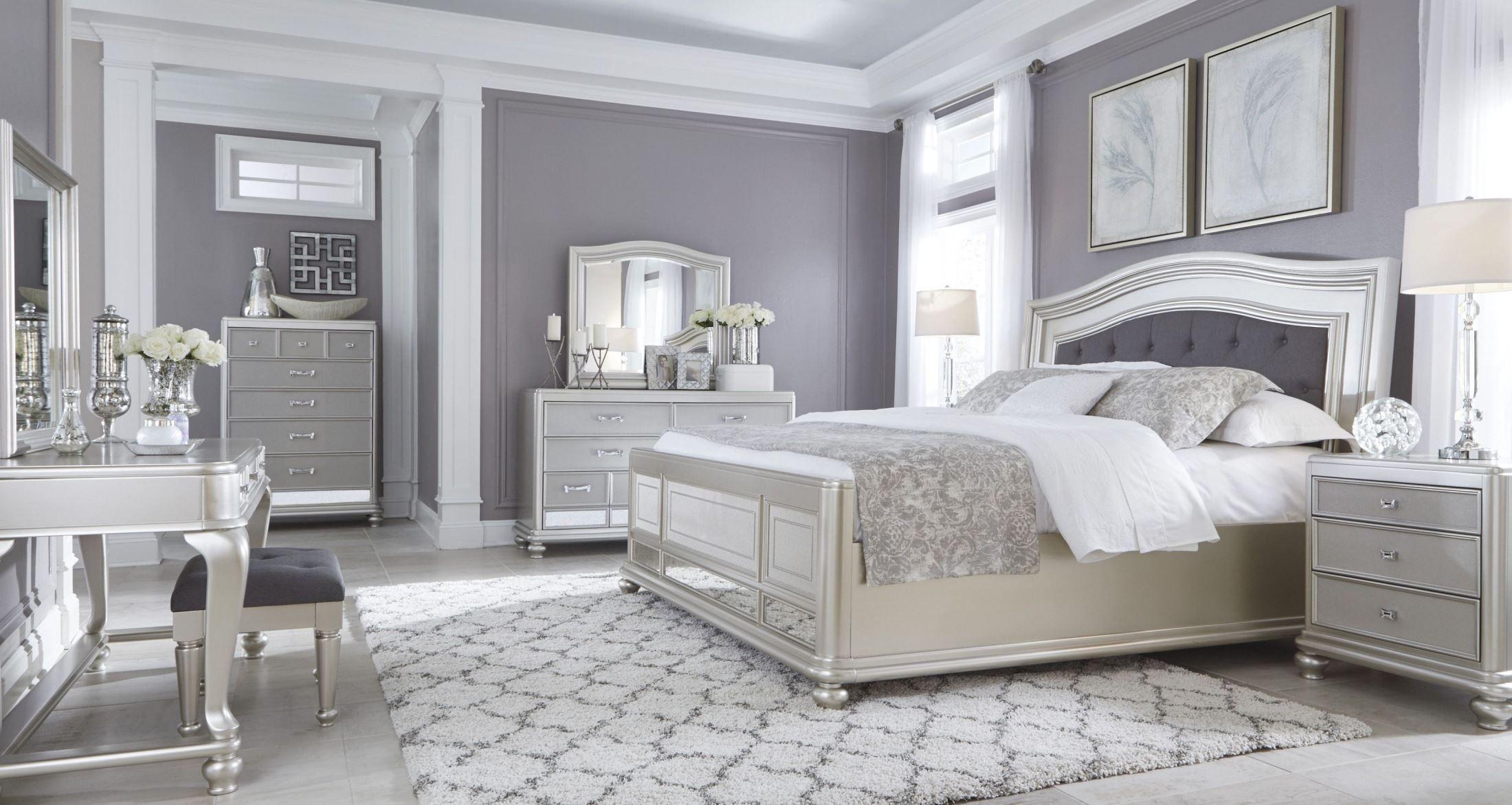 Camera Da Letto Bianca E Nera camera da letto bianca e argento: ecco 15 idee che vi