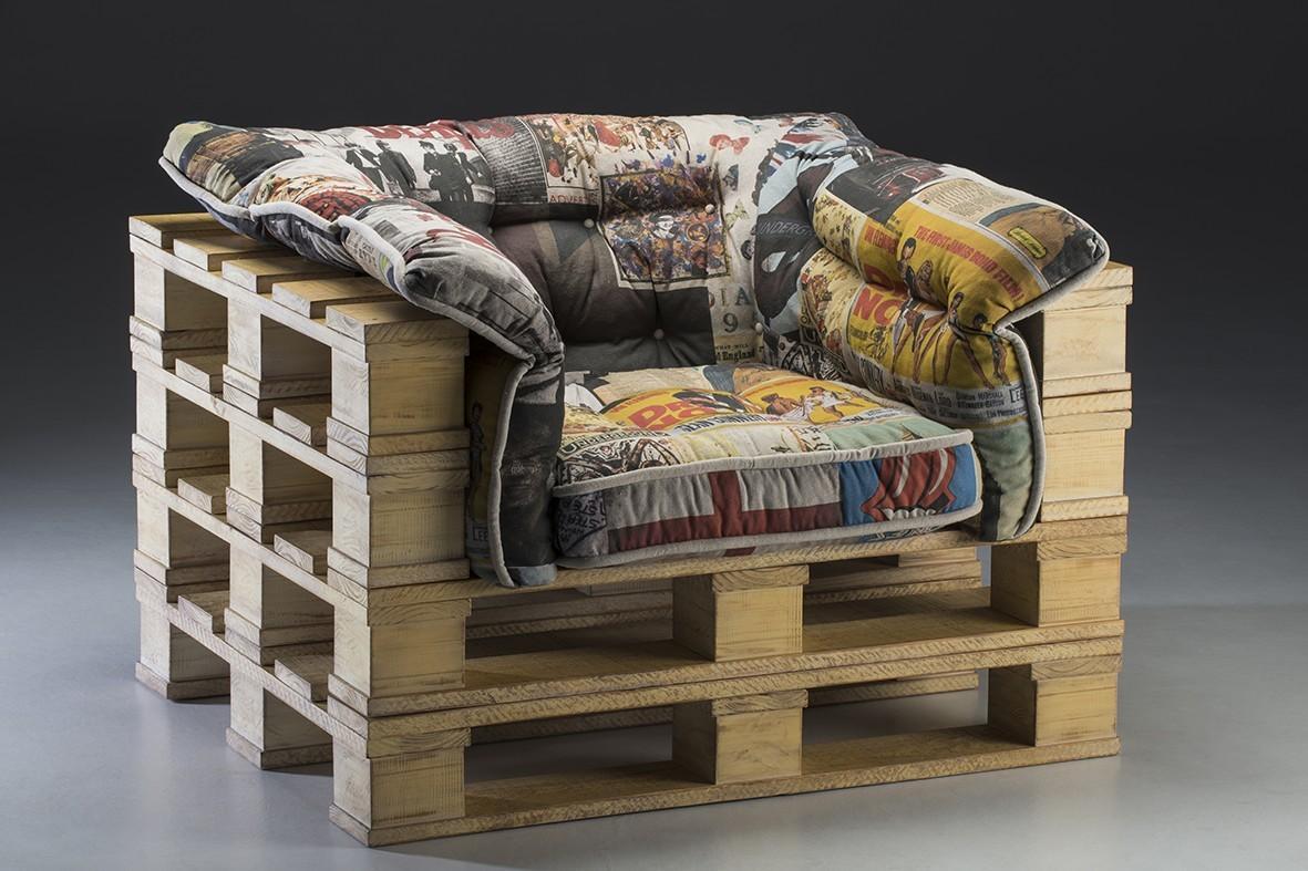 Arredare casa con il riciclo creativo 6 belle idee idea - Arredare casa in modo economico ...