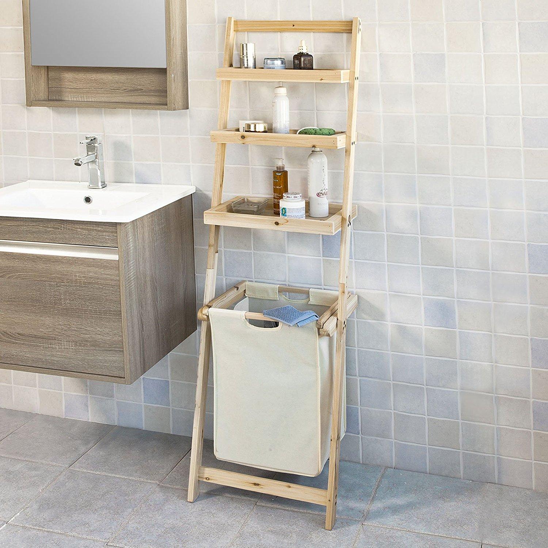 Accessori furbi per il bagno date un 39 occhiata a queste 15 idee - Mobiletto salvaspazio bagno ...