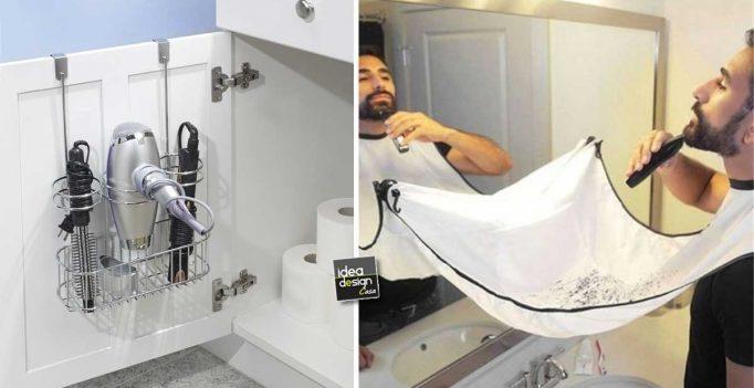 Accessori furbi per il bagno date un occhiata a queste idee
