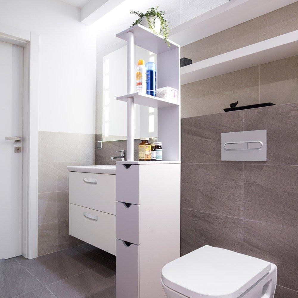 Accessori furbi per il bagno date un 39 occhiata a queste 15 - Idea accessori bagno ...