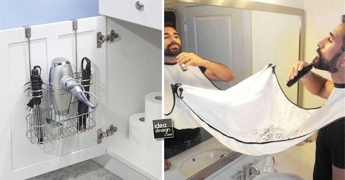 Idee Salvaspazio Bagno : Accessori furbi per il bagno date un occhiata a queste idee