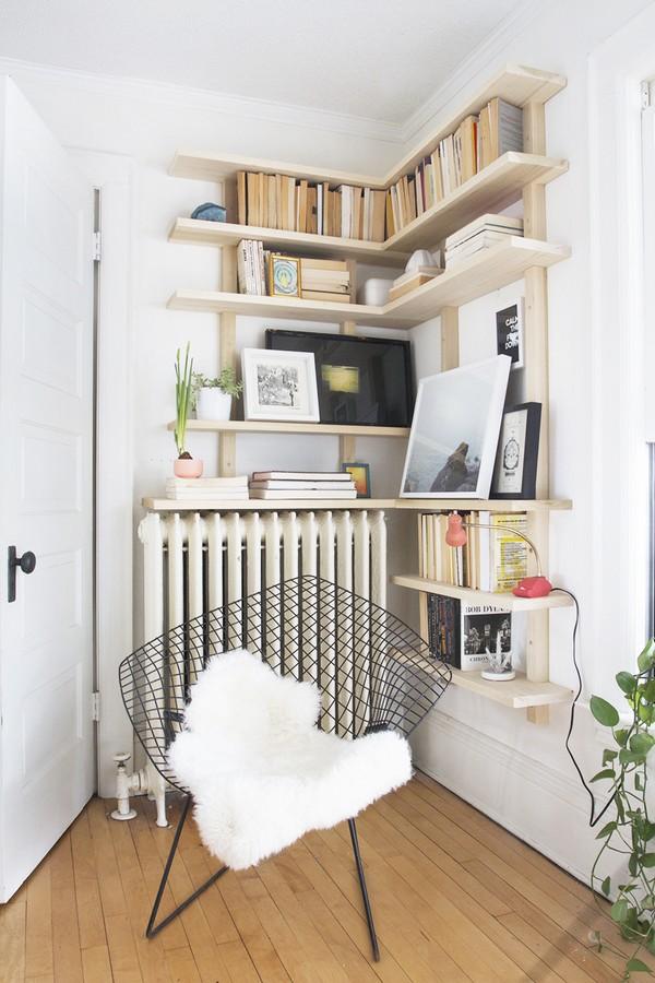 Arredare un angolo in modo intelligente ecco 18 idee da - Arredare casa in modo economico ...