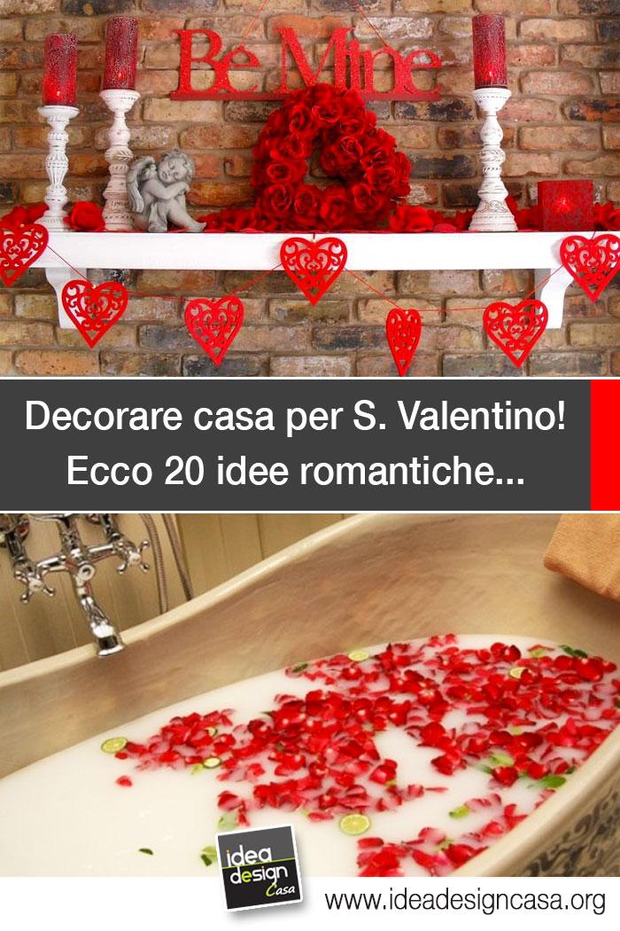 Decorare la tua casa per san valentino 20 idee romantiche for Come creare la tua casa
