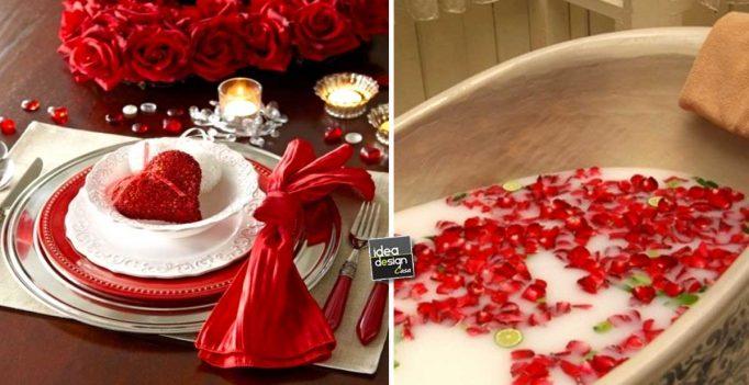 Decorare la tua casa per san valentino 20 idee romantiche - San valentino idee romantiche ...