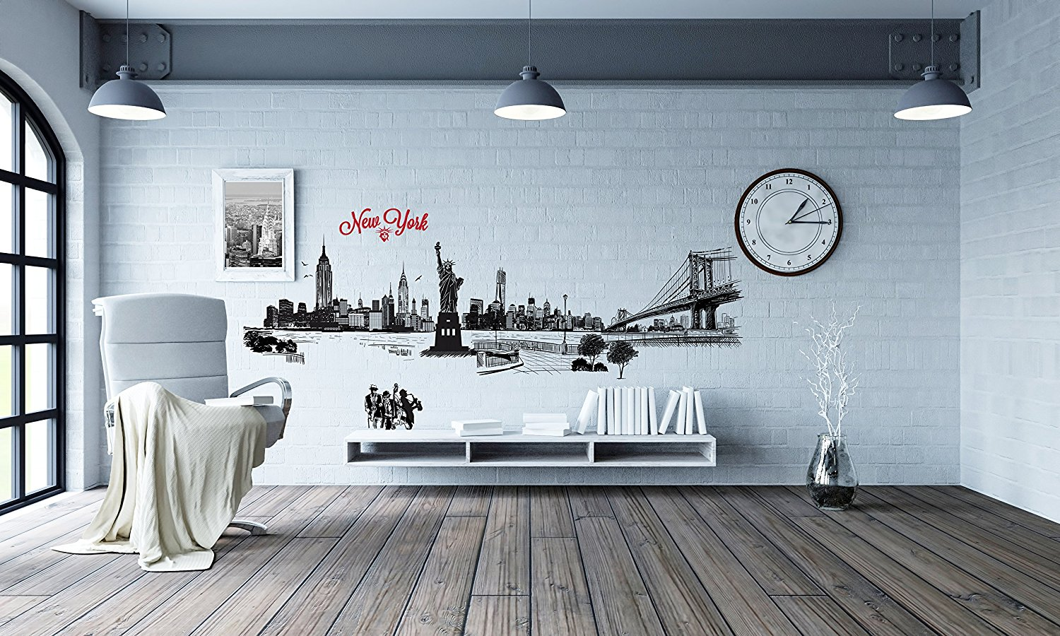 Tema New York per decorare casa