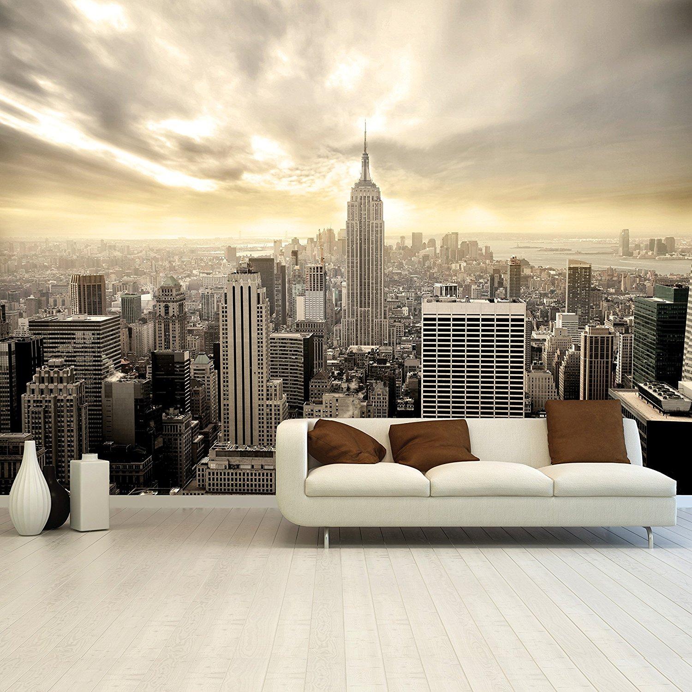 tema new york per decorare casa 17 idee originali per ispirarvi. Black Bedroom Furniture Sets. Home Design Ideas