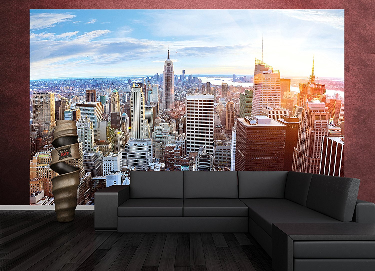 tema new york per decorare casa 17 idee originali per