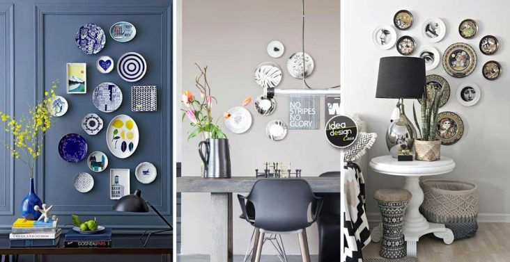 Idee creative per arredare casa su - Decorare una parete ...