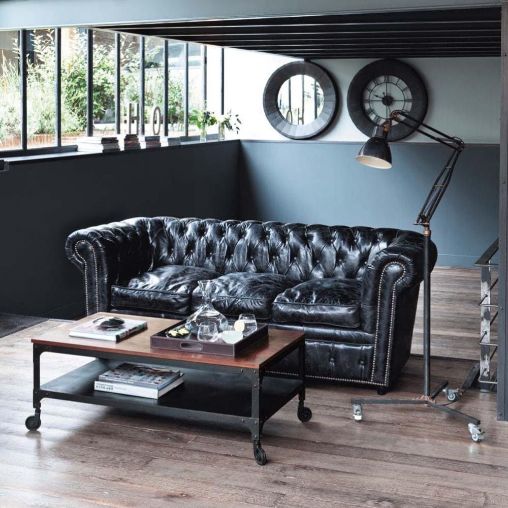Abbinare tavolino ad un divano in pelle 15 idee per for Arredare con gusto