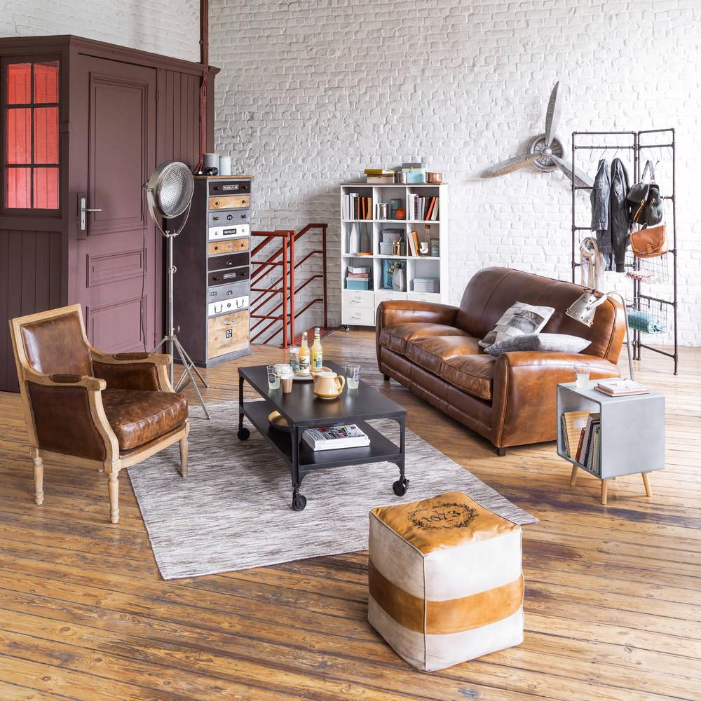Abbinare tavolino ad un divano in pelle 15 idee per for Pelle per arredamento