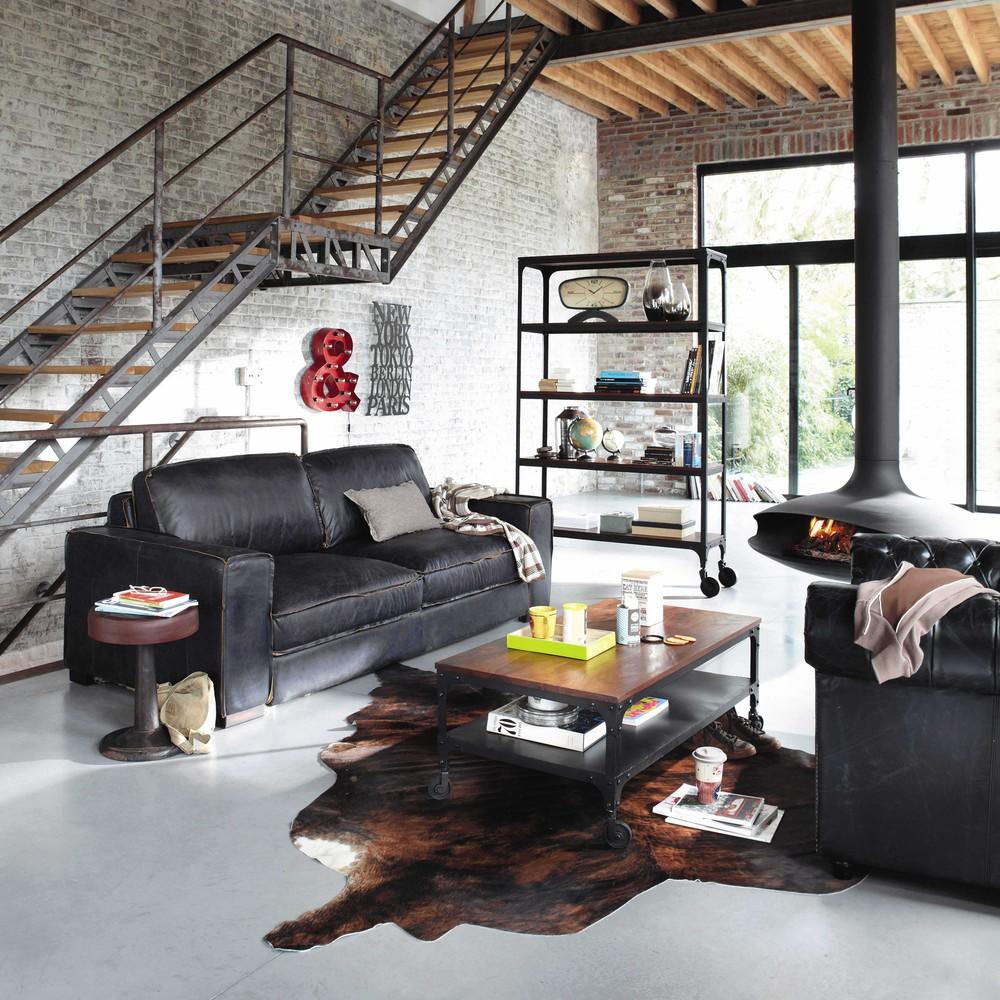 Abbinare tavolino ad un divano in pelle