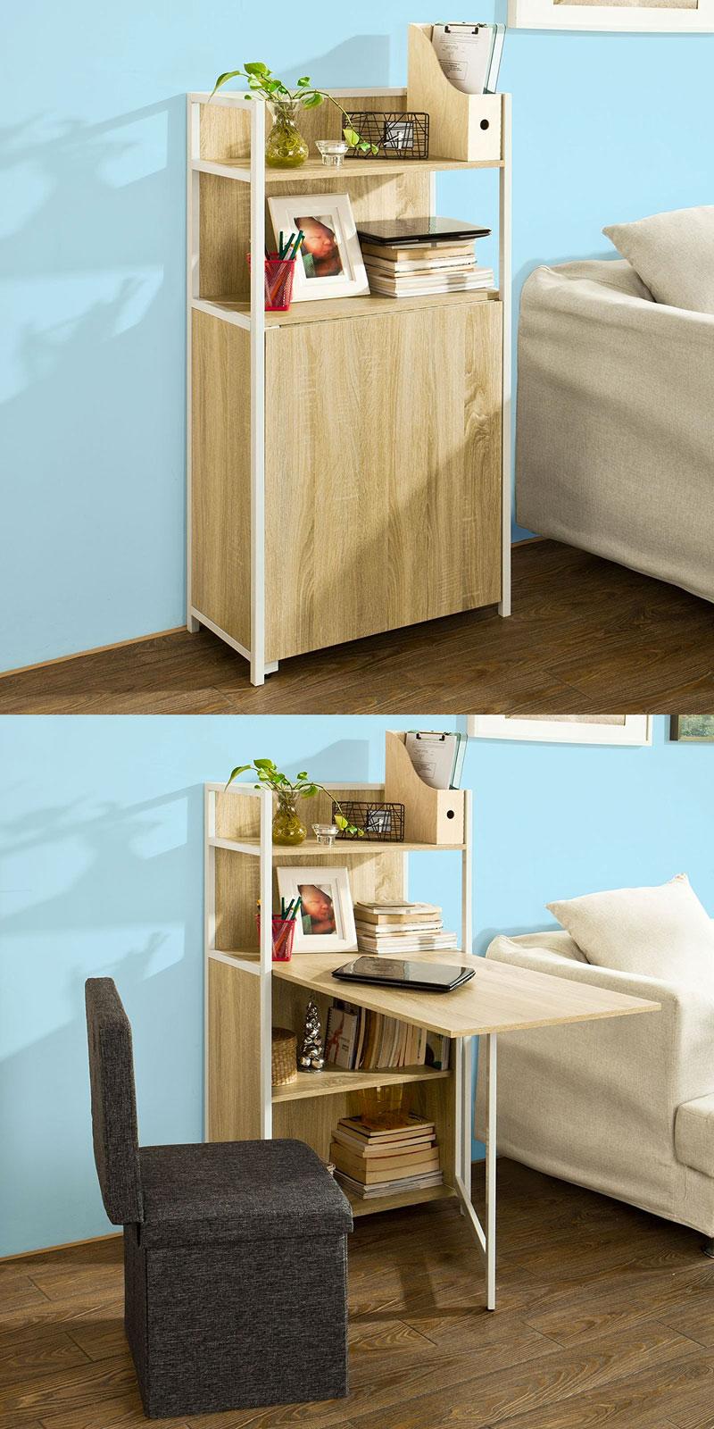 Guadagnare spazio in un piccolo appartamento