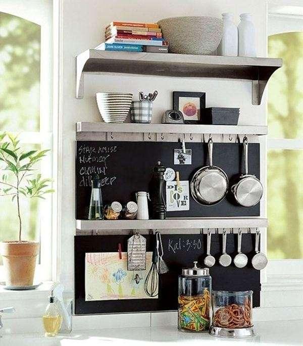 Lavagna fai da te per la tua cucina ecco 15 idee a cui - Descrivi la tua cucina ...