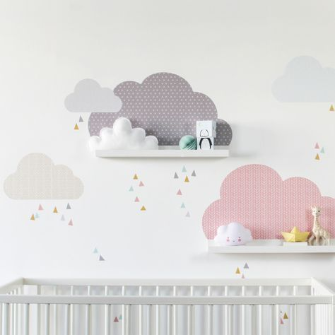 Nuvolette nella cameretta