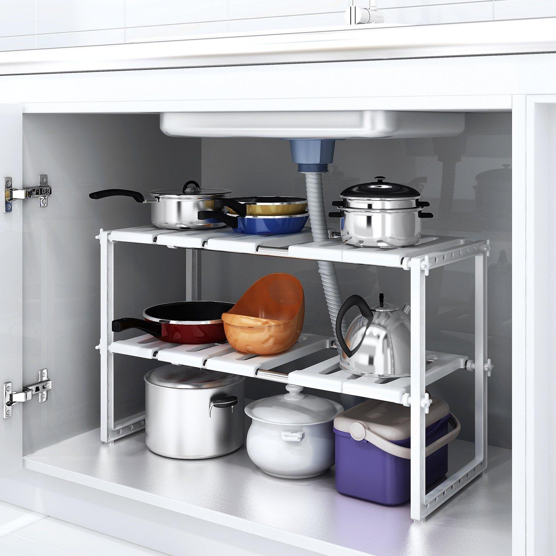 accessori per organizzare i mobili in cucina 15 idee da vedere. Black Bedroom Furniture Sets. Home Design Ideas