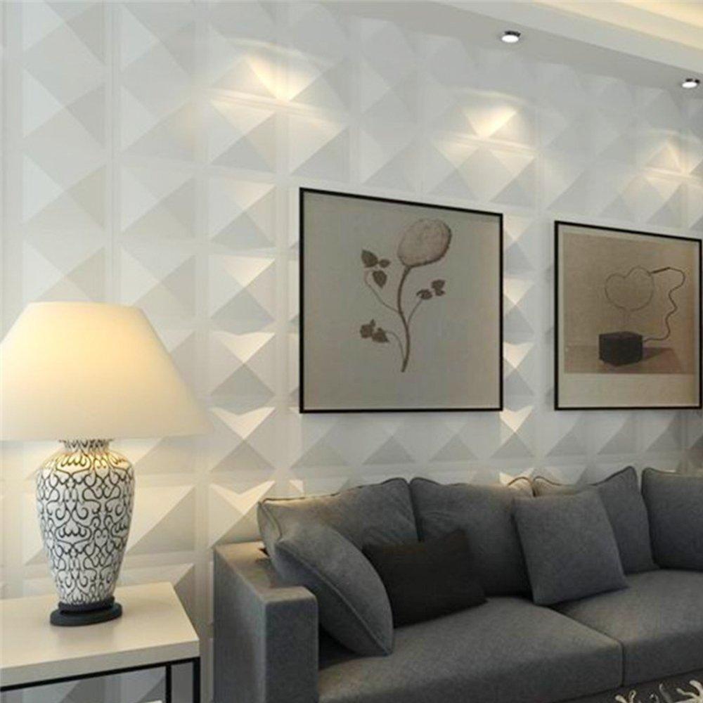 Pannelli adesivi 3d per pareti ecco 15 modelli per farvi for Adesivi per pareti interne