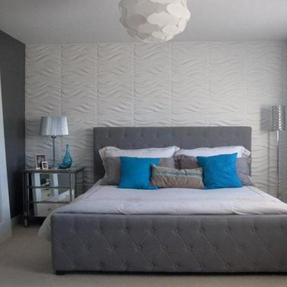 Pannelli adesivi 3d per pareti ecco 15 modelli per farvi for Adesivi per pareti