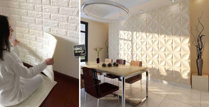 Idee creative per arredare casa su for Abbellire le pareti