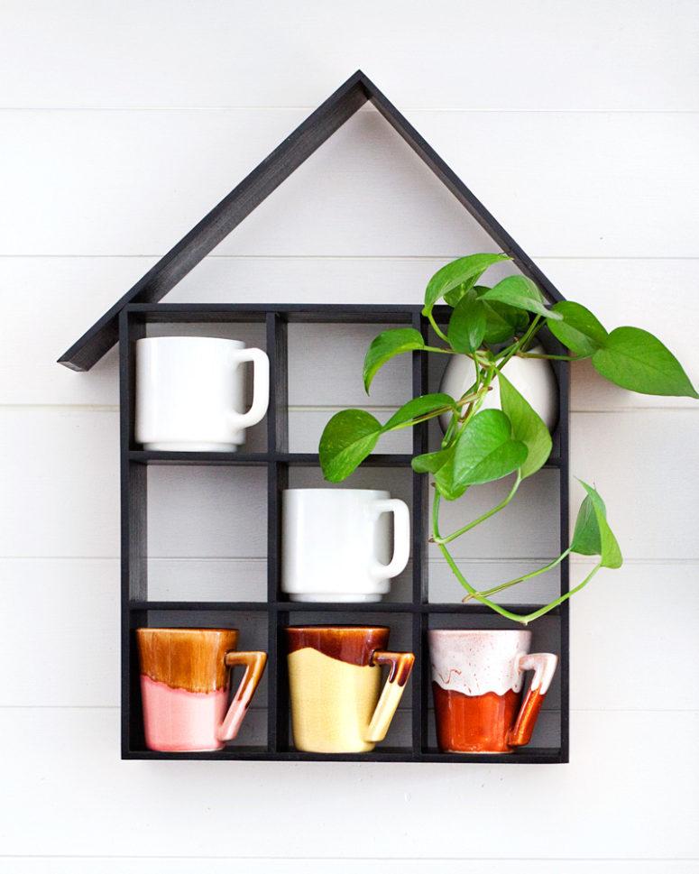 Appendi tazze fai da te molto originali ecco 15 idee per for Design casa fai da te