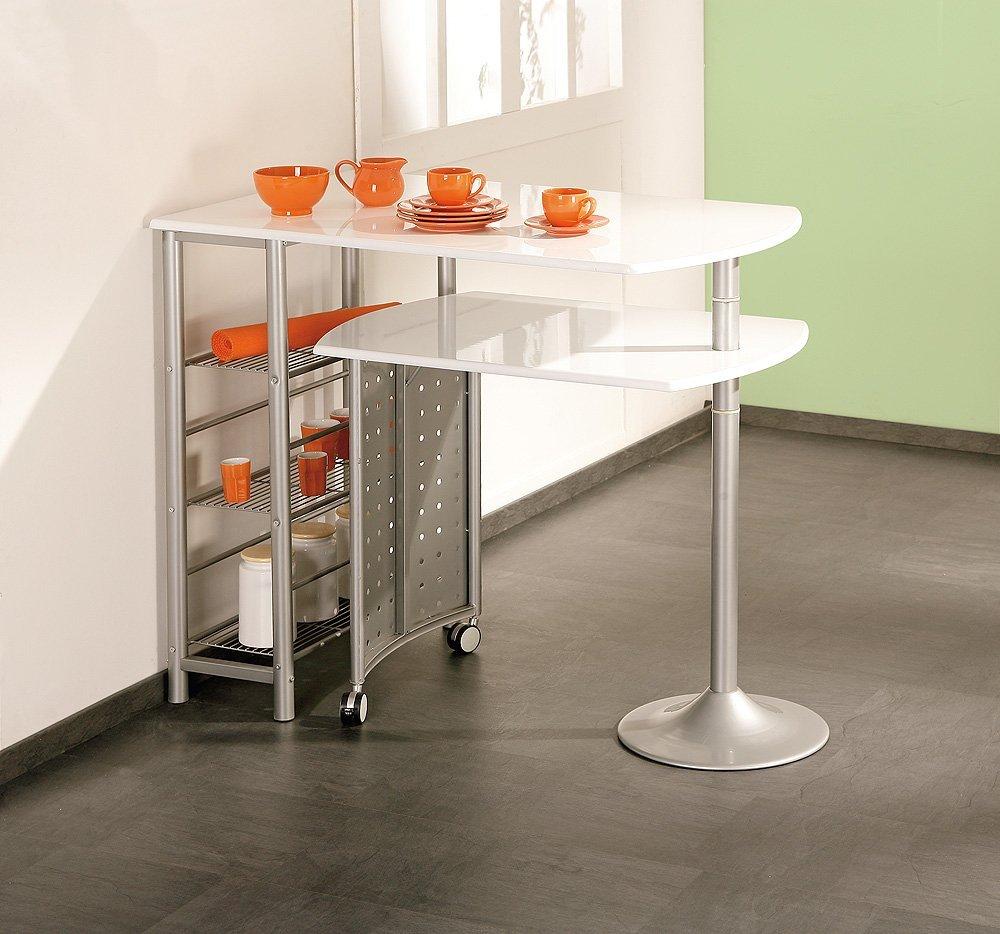 tavoli salvaspazio per piccola cucina ecco 15 modelli per. Black Bedroom Furniture Sets. Home Design Ideas