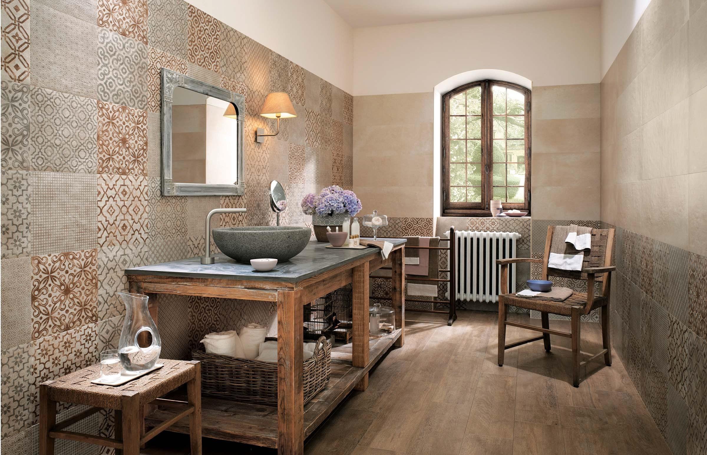 Valorizzare il bagno con le piastrelle: ecco 15 idee a cui ispirarsi!