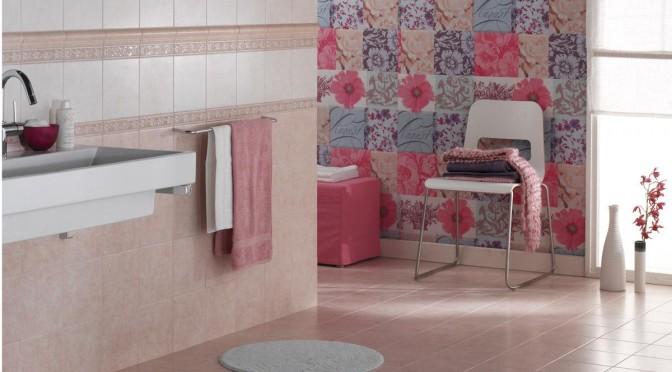 Valorizzare il bagno con le piastrelle ecco 15 idee a cui ispirarsi - Pulire piastrelle bagno ...
