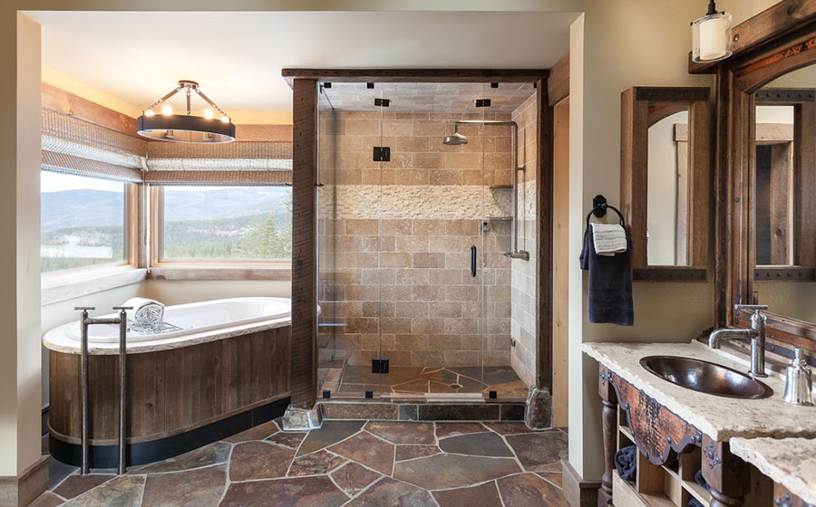 Country chic bathroom: 15 dream ideas that will inspire you!