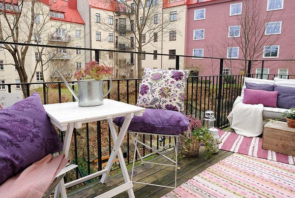 Il terrazzo in stile provenzale: 15 idee che vi faranno innamorare!
