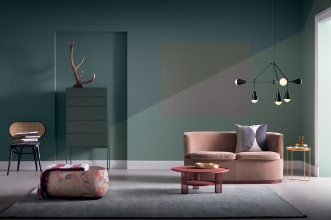Pitture decorative sulle pareti di casa 15 idee da non for Idee per le pareti di casa