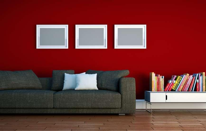 Divano Rosso Parete Tortora : Divano color tortora idee di design per la casa rustify