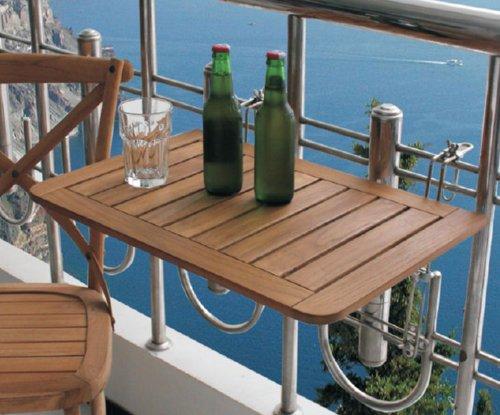 tavolini e accessori furbi per il balcone